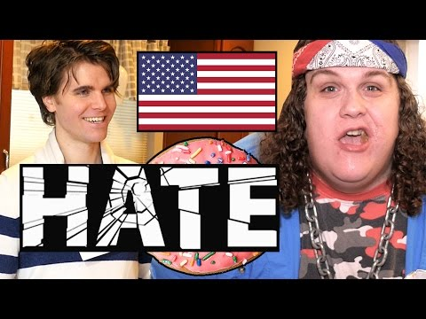 10 THINGS I HATE ABOUT AMERICANS