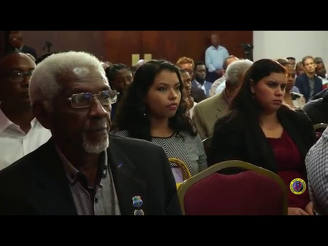 33rd Adlith Memorial Lecture 2018  - The Caribbean Challenge: Strengthening Growth and Resilience.