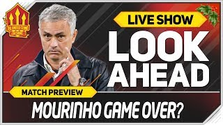 Liverpool vs Manchester United | MOURINHO Faces KLOPP Out!