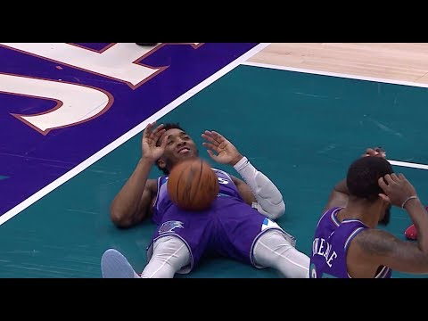 Let's take time to appreciate Donovan Mitchell in the season before he got a max.