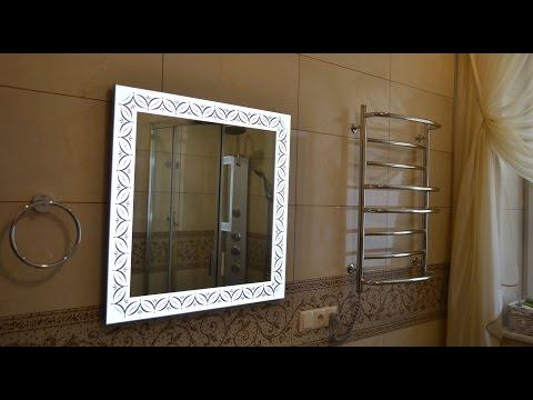 Зеркала Juergen LED. Зеркала с подсветкой J-Mirror™