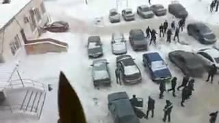 Драка в Челябинске