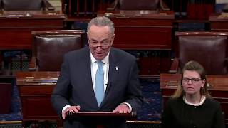 Chuck Schumer on Trump's State of the Union Address
