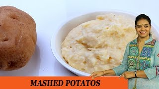 Mashed Potatos - Mrs Vahchef