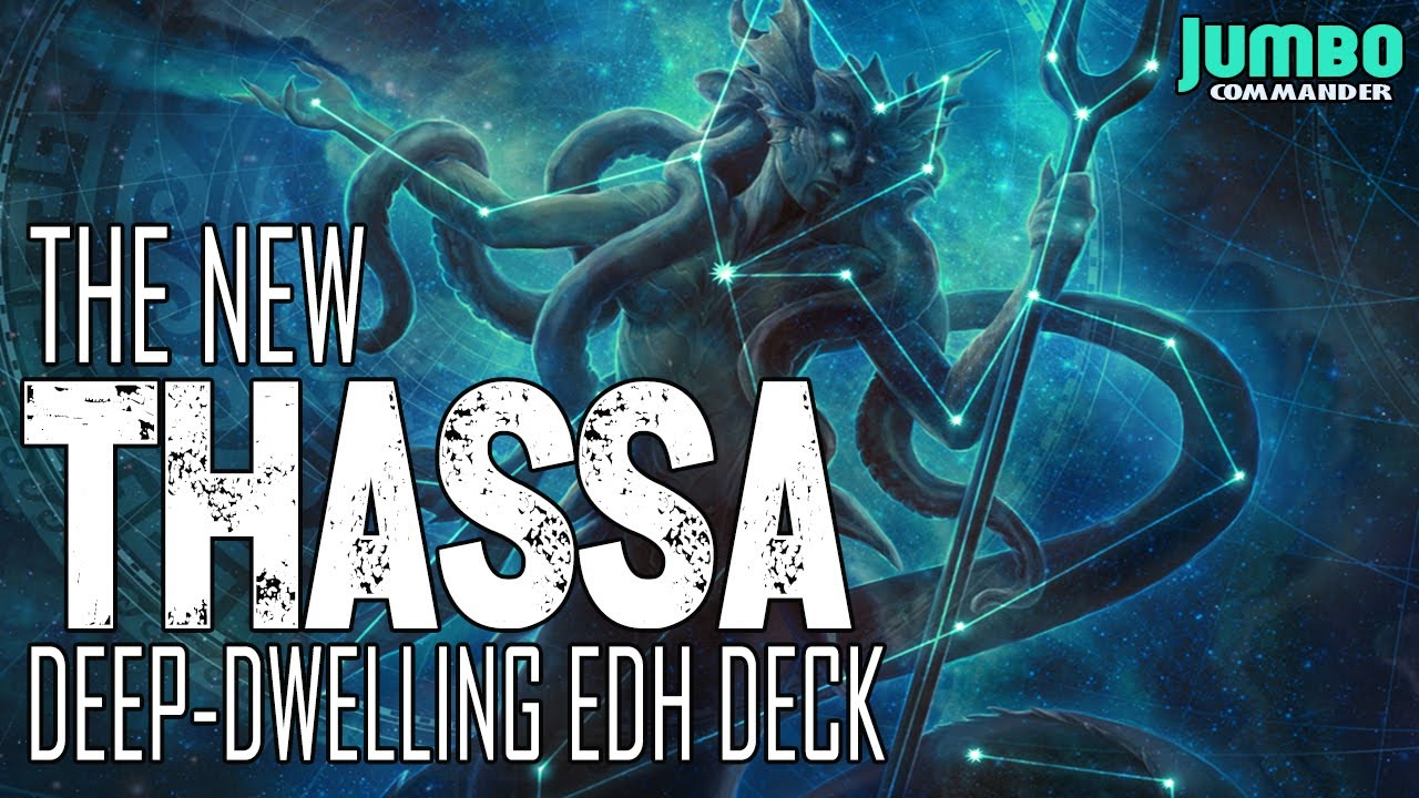 Thassa Blinks The Best Commander Edh Mtg Deck