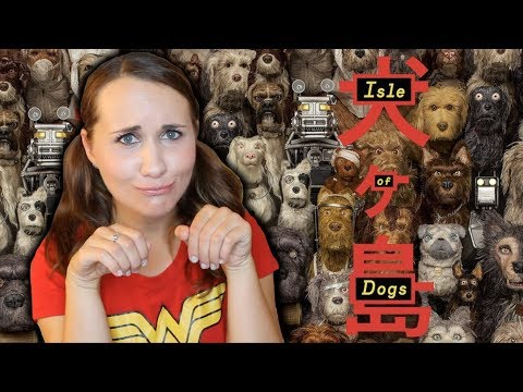 Rachel Reviews: Isle of Dogs 🐶    Adorkable Rachel
