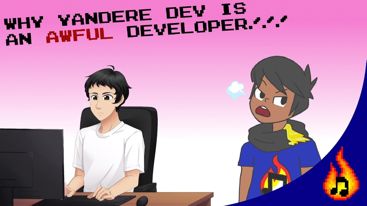 Why Yandere Dev Is An Awful Developer