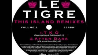 Le Tigre - TKO (Peaches Knock Out Remix)