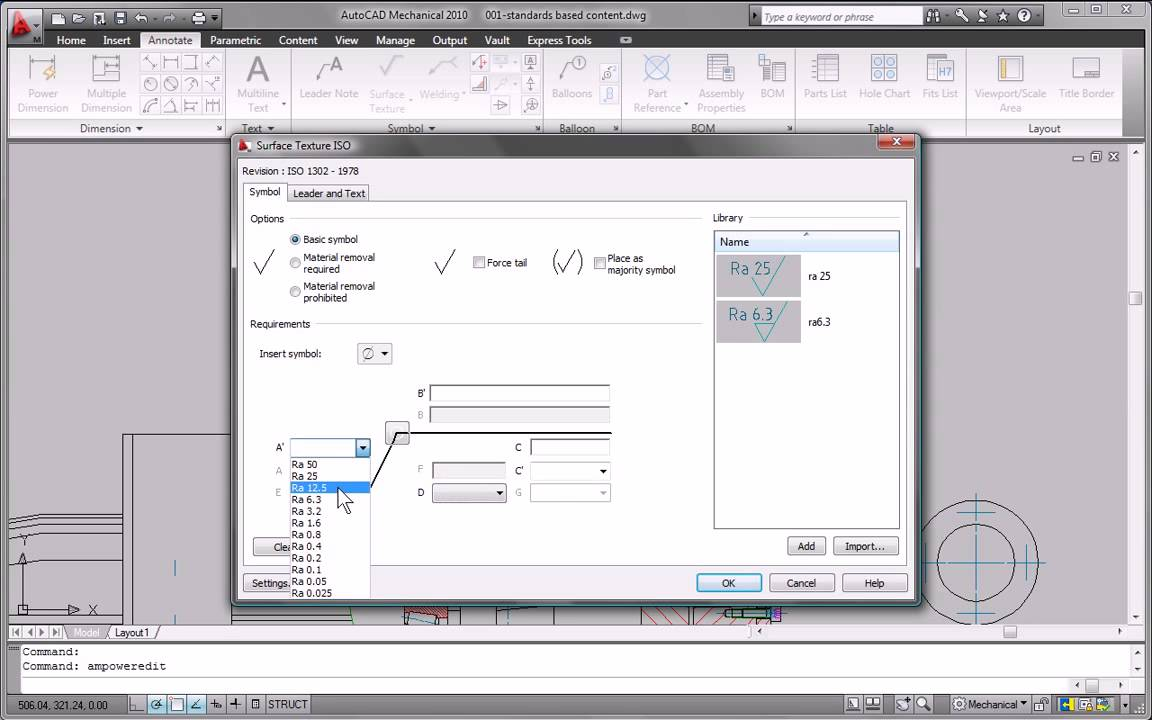 autocad mechanical 2010