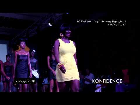 Ghana Fashion Design Week Day 1 Runway Highlights Ii Gfdw Youtube