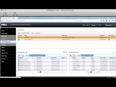 Dell EMC OpenManage Network Manager Tech Talk: Installation - Virtual Appliance