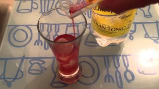 faire un cocktail vodka Daisy - Recette Vodka Grenadine