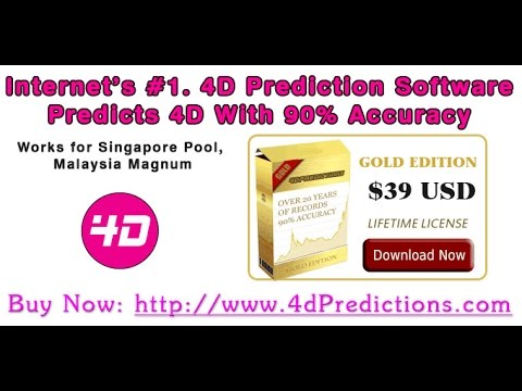 4d prediction formula - watch now!