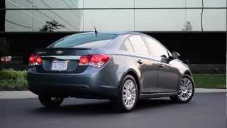 2012 Chevrolet Cruze Eco - Winding ROAD POV Test Drive