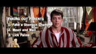 Ferris Bueller's Day Off   Opening Monologue