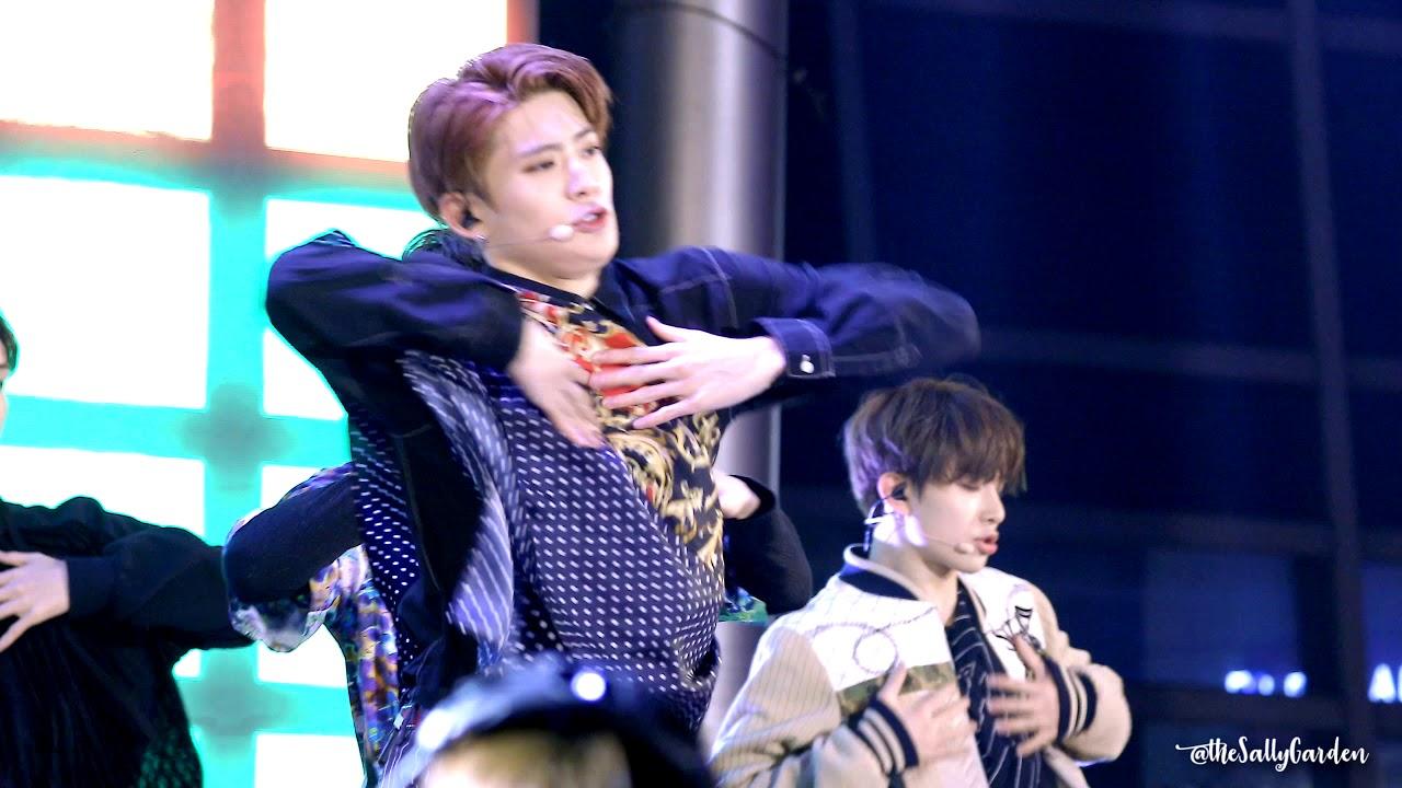 181102 BIG Concert Come back JAEHYUN Focus 악몽 재현 직캠