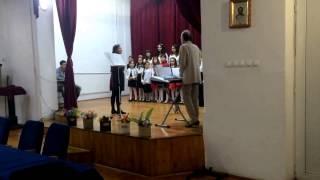 Cor Scoala de Muzica si Arte plastice nr 2 Bucuresti 1-2