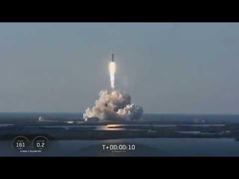 Launch - LIVE