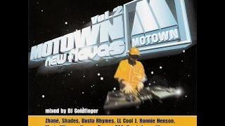 Motown New Flavas Vol. 2 by DJ Goldfinger