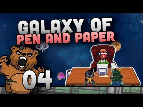 Apanhando feio! | Galaxy of Pen and Paper #04 - Gameplay Português PT-BR