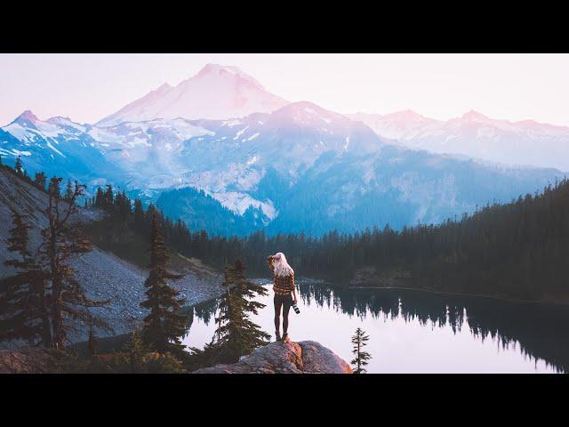A Little Lost | Backpacking Mount Baker