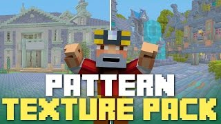Minecraft Xbox 360/One: Pattern Texture Review and Showcase!