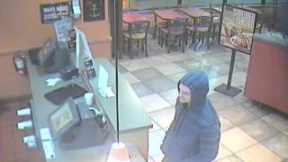Robbery at Harris County Restaurant -- Suspect Sought