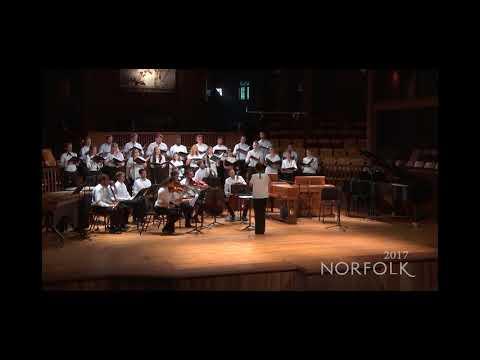 Norfolk Chamber Music Festival 2017 - Gregorio: When Music Sounds