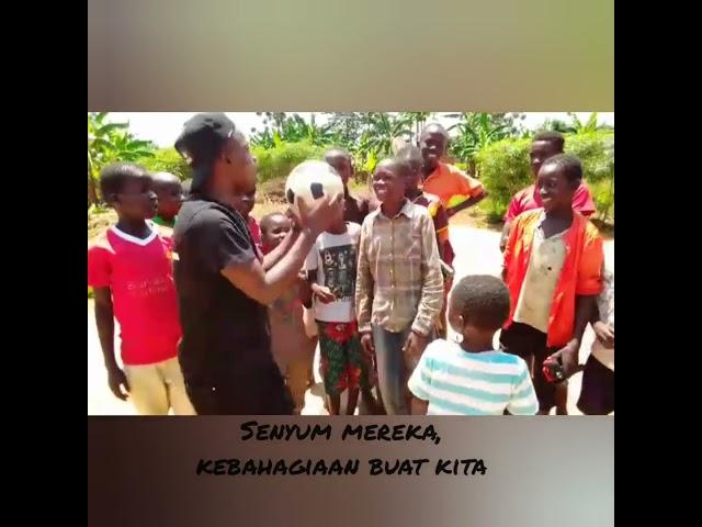 BAKTI SOSIAL UNTUK WARGA UGANDA - AFRIKA 2021 I INH for Humanity
