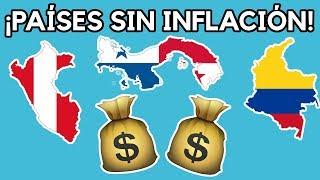 ¡PAÍSES SIN INFLACIÓN EN AMÉRICA LATINA 2019!