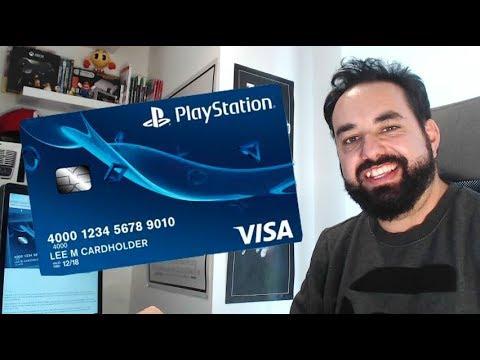 PARA VOSOTROS COMPRADORES ¿Para qué quiere Sony PlayStation una tarjeta de crédito?