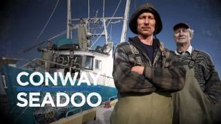 Cold Water Cowboys with Conway – All New Tuesday