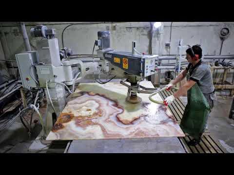 Alpary Marmi — производство изделий из натурального камня