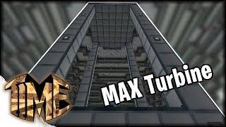Max Extreme Reactor Turbine - Minecraft Time 71