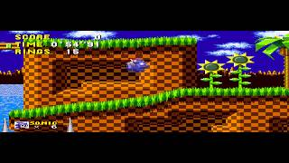 An Ordinary Sonic ROM Hack - mgharper94 plays: An Ordinary Sonic ROM Hack (beta) (GEN) - User video