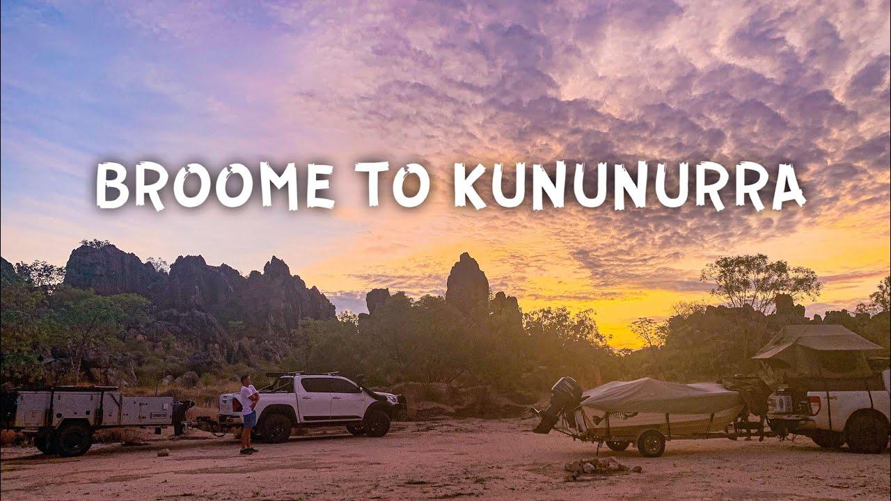 Download BROOME TO KUNUNURRA! Via RAAF BOAB QUARRY! (Our Lap Ep.10)
