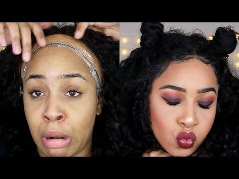 COMMENT INSTALLER UNE PERRUQUE | Lavy Hair