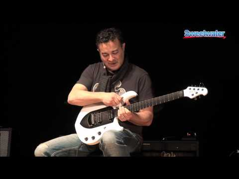 Music Man John Petrucci Majesty Electric Guitar Demo - Sweetwater Sound