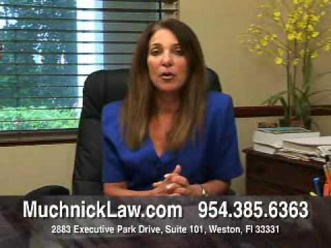 Muchnick Law, Family Lawyer in Weston, FL, 33331 - Weston Family Lawyer