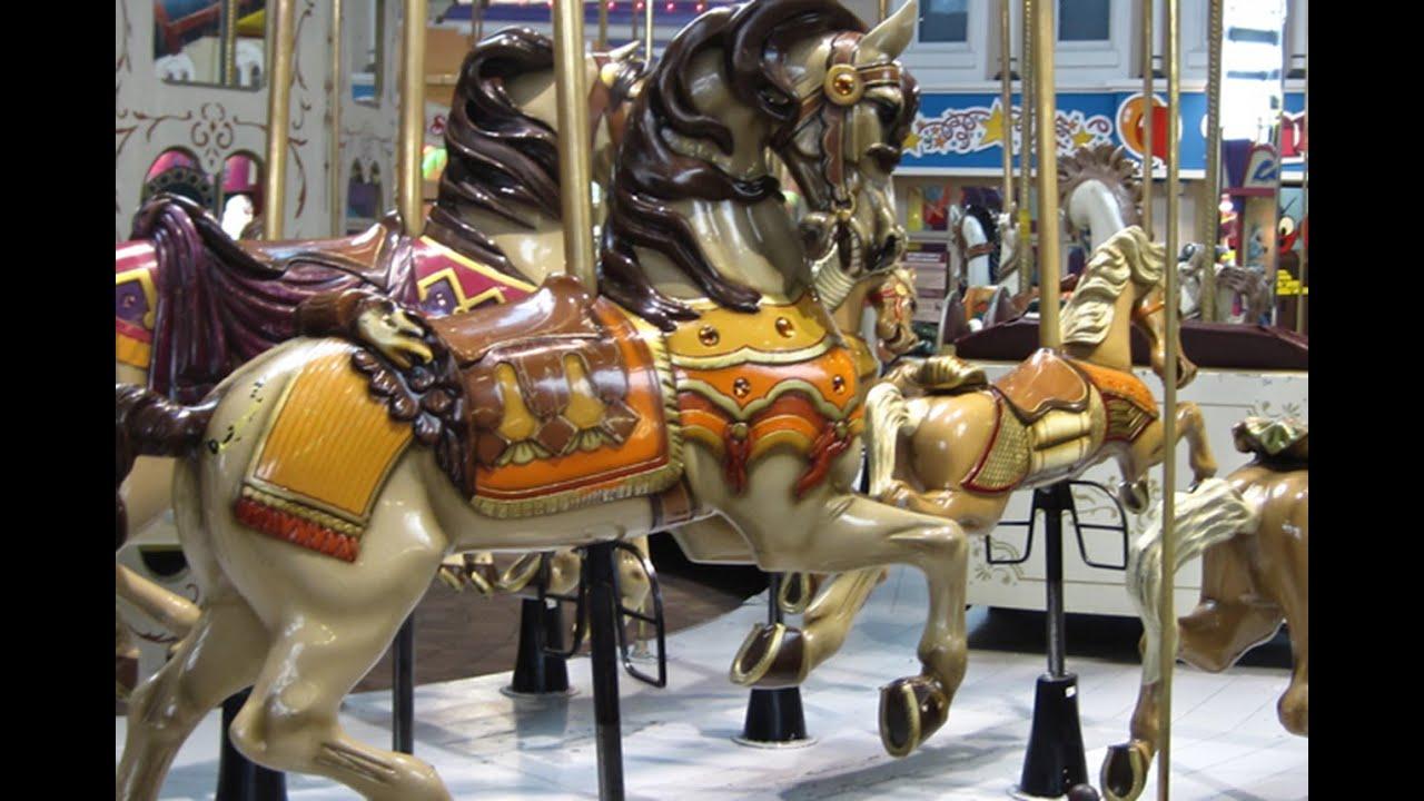 Fantasy Fair (奇幻樂園), Woodbine Mall, Toronto, 2014