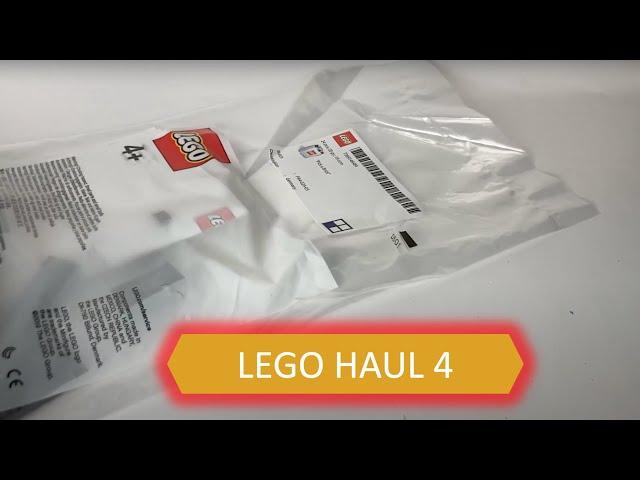 Teile für Zugstrecke und Gehweg - Haul 4