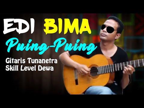 Puing Puing - Rhoma Irama (Cover Akustik) Edy Gitaris Tunanetra Asal Bima