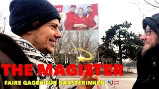 2020/21 the Magister - für faire Schauspiel Gagen [Mediamarkt]