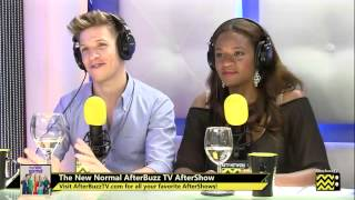 "The New Normal After Show  Season 1 Episodes 21 & 22 ""Finding Name-O; The Big Day"" 