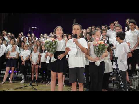 13- Remerciements - Concert a tous choeurs