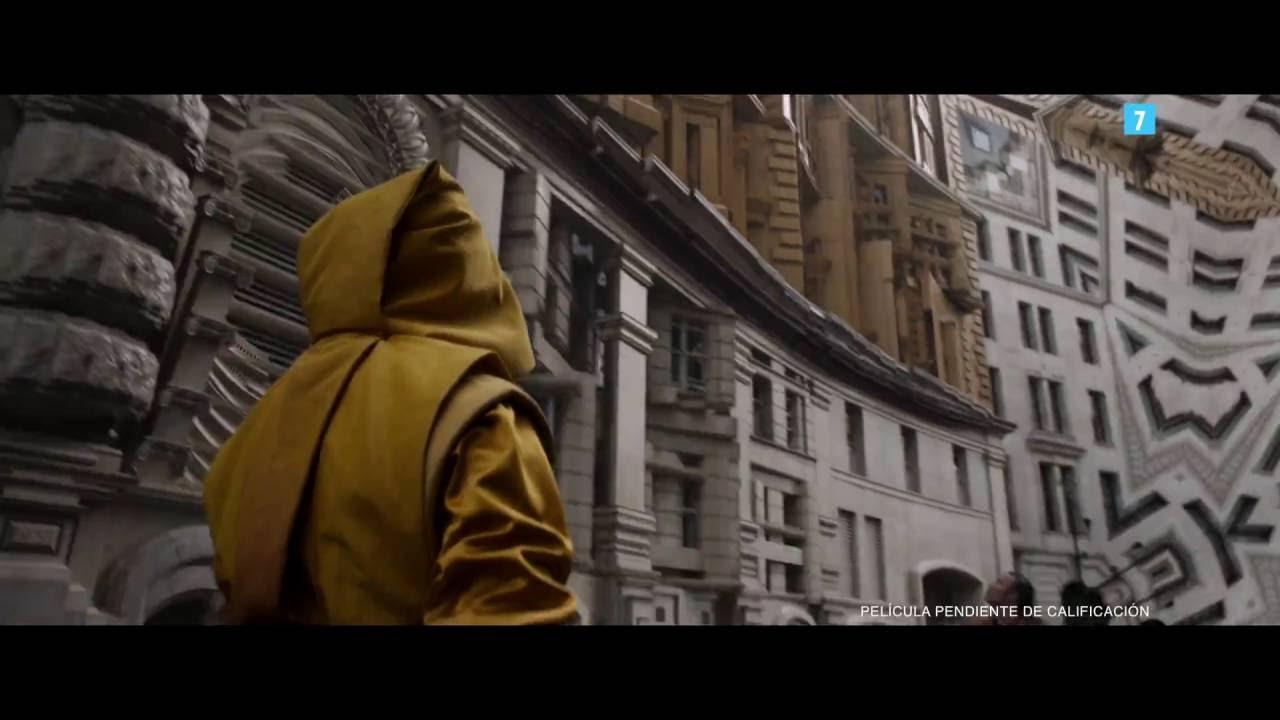 Doctor Strange de Marvel | Segundo tráiler oficial en español | HD