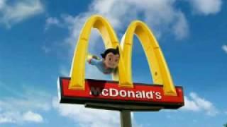 Astro Boy Happy Meal Commericial