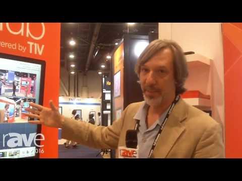 InfoComm 2016: T1V Demonstrates ThinkHub MultiSite Collaboration