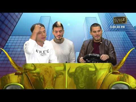 ¡Qué peligro este trío juntos! Así fue el paso de Mateo y Pipe en el taxi de los famosos