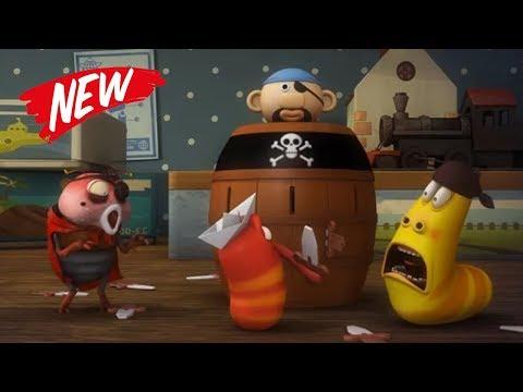 Ấu Trùng Tinh Nghịch Larva   Trò chơi roulette bá Đạo   Larva Terbaru Cartoon Movie